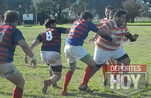Rugby - Belgrano y Jockey de Venado Tuerto 045