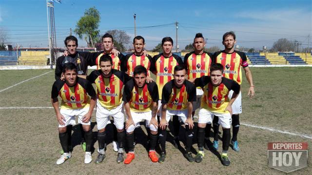 Belgrano y Juventud de Pergamino cel