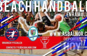 beach-handball