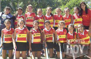 Belgrano Hockey Sub 14