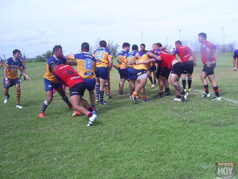 Regatas rugby 2017