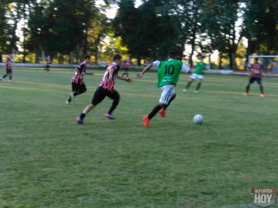 Rojo y Argentino 8