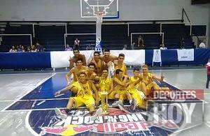 San Nicolas campeon Zonal U17 2017