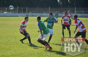Futbol San Nicolas y Argentino