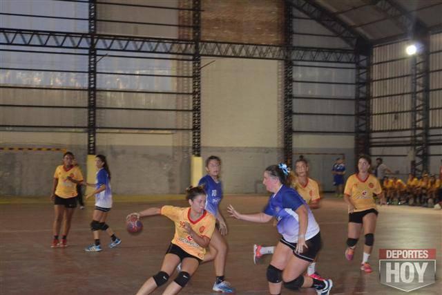 Handball fecha 7