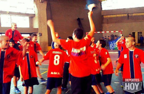 asbalnor campeon en menores 2017