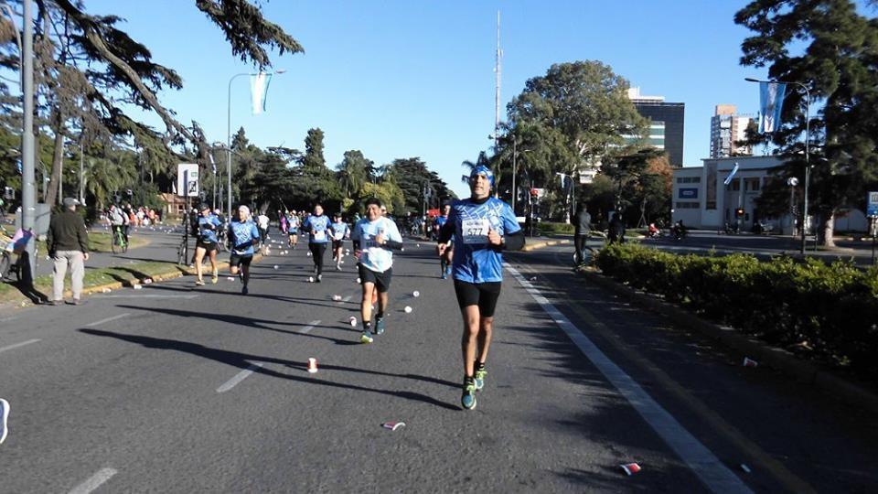 Maraton 42 K Rosario 10