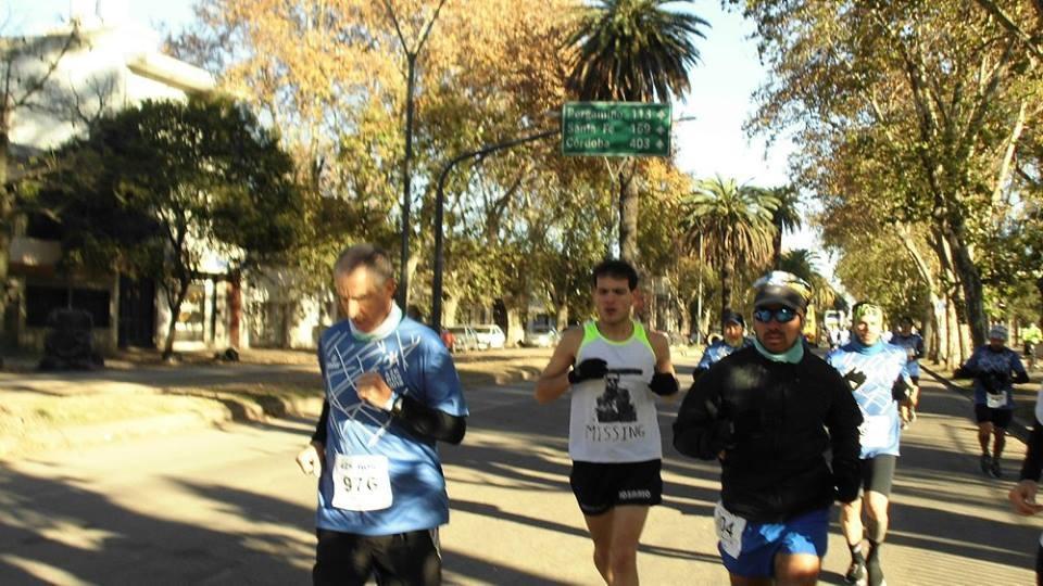 Maraton 42 K Rosario 3