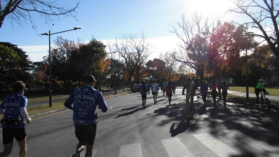 Maraton 42 K Rosario 5