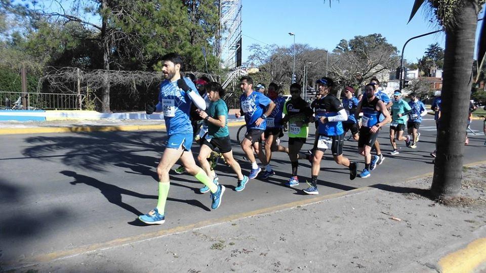 Maraton 42 K Rosario 9