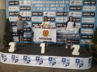 Natación: Un nuevo título para Julieta Moyano en el nacional