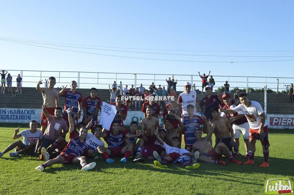 Defensores es el campeón de cuarta división - Deportes Hoy ...