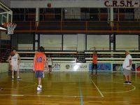 Provincial de básquet: Regatas volvió a los entrenamientos